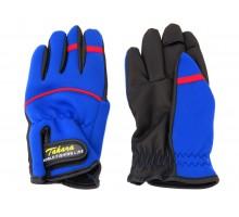 Перчатки Takara S22 сине-черные